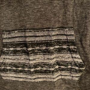 Brooklyn Industries Shirts & Tops - Short sleeve shirt with hood.